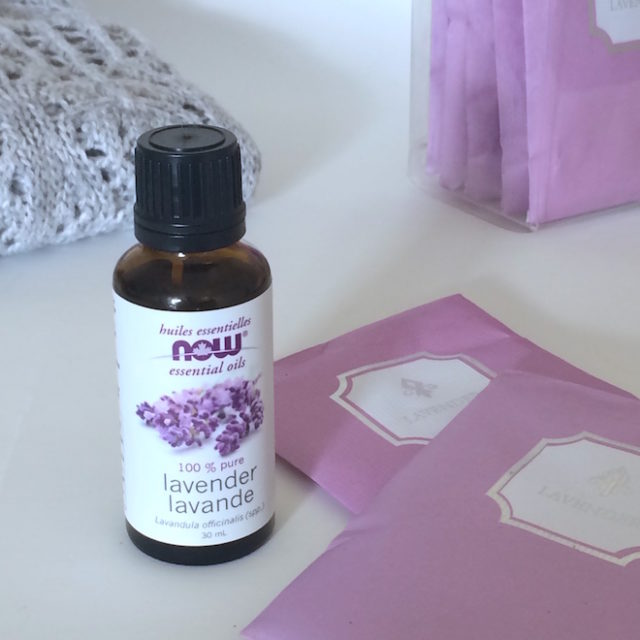 how to care for winter knits lavender scented satchels essential oil
