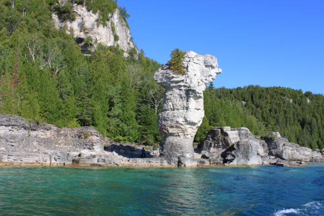 Best Way To Get To Flowerpot Island