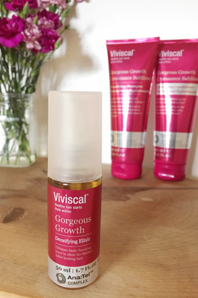 Viviscal Gorgeous Growth Densifying Range 01