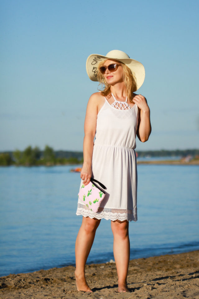 beach ready essentials with Dixie Outlet Mall