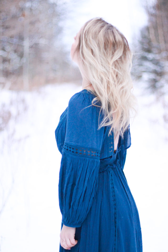 how blogging helped me cope with winter
