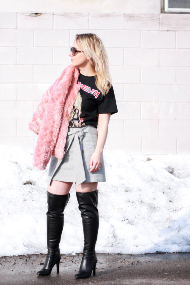 when fashion consumes the meaning of band tees